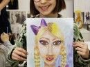 Atelier Design Vestimentar Studiu cap feminin Maia 130x98 Atelier design vestimentar, Copii 8 18 ani