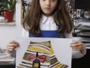 Atelier Design Vestimentar Studiu drapaj Luiza 130x98 Atelier design vestimentar, Copii 8 18 ani