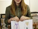 Atelier Design Vestimentar Studiu maini Patricia V 130x98 Atelier design vestimentar, Copii 8 18 ani