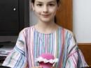 Atelier Design Vestimentar Suport bolduri Manuela 130x98 Atelier design vestimentar, Copii 8 18 ani