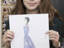 Atelier Design Vestimentar Tinuta inspirata din caracatita Katia 130x98 Atelier design vestimentar, Copii 8 18 ani