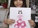 Atelier Design Vestimentar Tinuta inspirata dintr un personaj de poveste Ava 130x98 Atelier design vestimentar, Copii 8 18 ani
