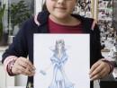 Atelier Design Vestimentar Tinuta pentru carnaval Ileana 130x98 Atelier design vestimentar, Copii 8 18 ani
