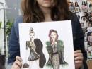 Atelier Design Vestimentar Trend animal print Daria 130x98 Atelier design vestimentar, Copii 8 18 ani
