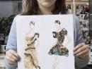 Atelier Design Vestimentar Trend animal print Lera 130x98 Atelier design vestimentar, Copii 8 18 ani