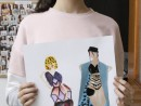 Atelier Design Vestimentar Trend animal print Viviana 130x98 Atelier design vestimentar, Copii 8 18 ani