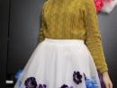 Atelier Design VestimentarFusta Tulle Miruna 130x98 Atelier design vestimentar, Copii 8 18 ani