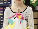 Atelier Design vestimentar Creatie rochie cu decoratiuni origami Alexandra 130x98 Atelier design vestimentar, Copii 8 18 ani