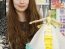Atelier Design vestimentar Creatie rochie cu decoratiuni origami Ana Maria 130x98 Atelier design vestimentar, Copii 8 18 ani