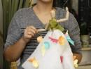 Atelier Design vestimentar Creatie rochie cu decoratiuni origami Antonia 130x98 Atelier design vestimentar, Copii 8 18 ani