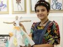 Atelier Design vestimentar Creatie rochie cu decoratiuni origami Sara 130x98 Atelier design vestimentar, Copii 8 18 ani