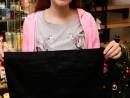 Atelier design vestimentar Broderie briosa pe sort Obiect cusut si decorat Iasmina 130x98 Atelier design vestimentar, Copii 8 18 ani