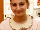 Atelier design vestimentar Colier Obiect cusut si decorat Ariana 130x98 Atelier design vestimentar, Copii 8 18 ani