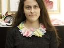 Design Vestimentar Colier cusut cu margele Alexandra1 130x98 Atelier design vestimentar, Copii 8 18 ani