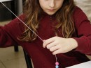 Design Vestimentar Colier cusut cu margele Alexandra2 130x98 Atelier design vestimentar, Copii 8 18 ani