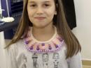 Design Vestimentar Colier cusut cu margele Alexia1 130x98 Atelier design vestimentar, Copii 8 18 ani