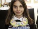 Design Vestimentar Colier cusut cu margele Anastasia1 130x98 Atelier design vestimentar, Copii 8 18 ani