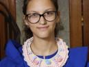Design Vestimentar Colier cusut cu margele Andreea1 130x98 Atelier design vestimentar, Copii 8 18 ani