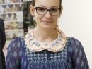 Design Vestimentar Colier cusut cu margele Ilinca3 130x98 Atelier design vestimentar, Copii 8 18 ani