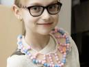 Design Vestimentar Colier cusut cu margele Ilinca5 130x98 Atelier design vestimentar, Copii 8 18 ani