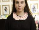 Design Vestimentar Colier cusut cu margele Irina1 130x98 Atelier design vestimentar, Copii 8 18 ani