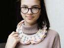 Design Vestimentar Colier cusut cu margele Maria3 130x98 Atelier design vestimentar, Copii 8 18 ani
