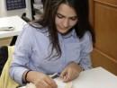 Design Vestimentar Colier cusut cu margele Miruna2 130x98 Atelier design vestimentar, Copii 8 18 ani