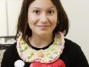 Design Vestimentar Colier cusut cu margele Stefania1 130x98 Atelier design vestimentar, Copii 8 18 ani