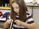 Design Vestimentar Cordeluta cusuta si decorata Alexia 130x98 Atelier design vestimentar, Copii 8 18 ani