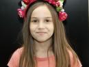 Design Vestimentar Cordeluta cusuta si decorata Alexia1 130x98 Atelier design vestimentar, Copii 8 18 ani