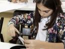 Design Vestimentar Cordeluta cusuta si decorata Anastasia 130x98 Atelier design vestimentar, Copii 8 18 ani