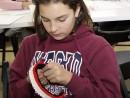 Design Vestimentar Cordeluta cusuta si decorata Lera 130x98 Atelier design vestimentar, Copii 8 18 ani