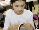 Design Vestimentar Cordeluta cusuta si decorata Manuela 130x98 Atelier design vestimentar, Copii 8 18 ani