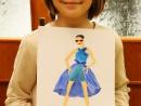 Design Vestimentar Costumul in 1950 Tinca 130x98 Atelier design vestimentar, Copii 8 18 ani