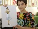 Design Vestimentar Costumul in anii 1930 Sara 130x98 Atelier design vestimentar, Copii 8 18 ani