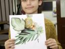 Design Vestimentar Creatie palarie Miruna 130x98 Atelier design vestimentar, Copii 8 18 ani