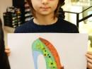Design Vestimentar Creatie pantofi haute couture in pastel cretat Andreea 130x98 Atelier design vestimentar, Copii 8 18 ani