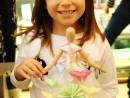 Design Vestimentar Creatie rochie cu origami Maria 130x98 Atelier design vestimentar, Copii 8 18 ani