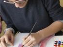 Design Vestimentar Creatie vestimentara Roma antica Acuarele Ilinca 130x98 Atelier design vestimentar, Copii 8 18 ani