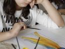 Design Vestimentar Creatie vestimentara Roma antica Acuarele Manuela 130x98 Atelier design vestimentar, Copii 8 18 ani