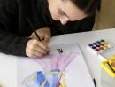 Design Vestimentar Creatie vestimentara Roma antica Acuarele Terez 130x98 Atelier design vestimentar, Copii 8 18 ani