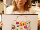 Design Vestimentar Geanta cu imprimeu Ioana Theodora 130x98 Atelier design vestimentar, Copii 8 18 ani