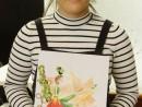 Design Vestimentar Ilustratie Fashion Sunny Gu in acuarele markere Alexandra 130x98 Atelier design vestimentar, Copii 8 18 ani