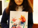 Design Vestimentar Ilustratie Fashion de primavara Alexandra 130x98 Atelier design vestimentar, Copii 8 18 ani