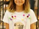 Design Vestimentar Pictura pe tricou Calatorie cu baloane Eva 130x98 Atelier design vestimentar, Copii 8 18 ani
