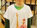 Design Vestimentar Pictura pe tricou Calatorie cu baloane Marusia 130x98 Atelier design vestimentar, Copii 8 18 ani