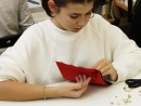 Design Vestimentar Poseta cusuta in stilul Punk Daria 130x98 Atelier design vestimentar, Copii 8 18 ani