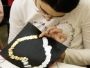 Design Vestimentar Poseta cusuta in stilul Punk Maria 130x98 Atelier design vestimentar, Copii 8 18 ani