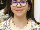 Design Vestimentar Realizare colier cusut cu margele Sabina 130x98 Atelier design vestimentar, Copii 8 18 ani