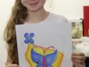 Design Vestimentar Rochie cu Broderie Jessica 130x98 Atelier design vestimentar, Copii 8 18 ani